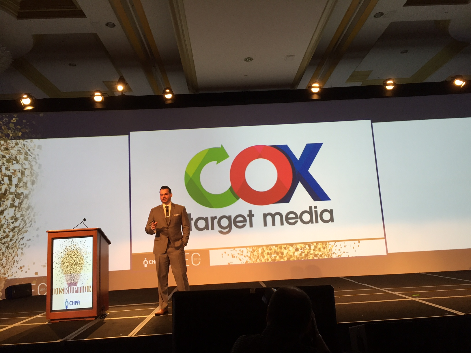 Cox Target Media Reaffirms Market Strength As Key Sponsor At CHPA's Annual Executive Leadership Conference