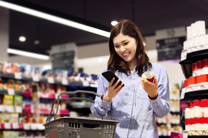 The Future of Purchasing Behavior for Consumer Packaged Goods