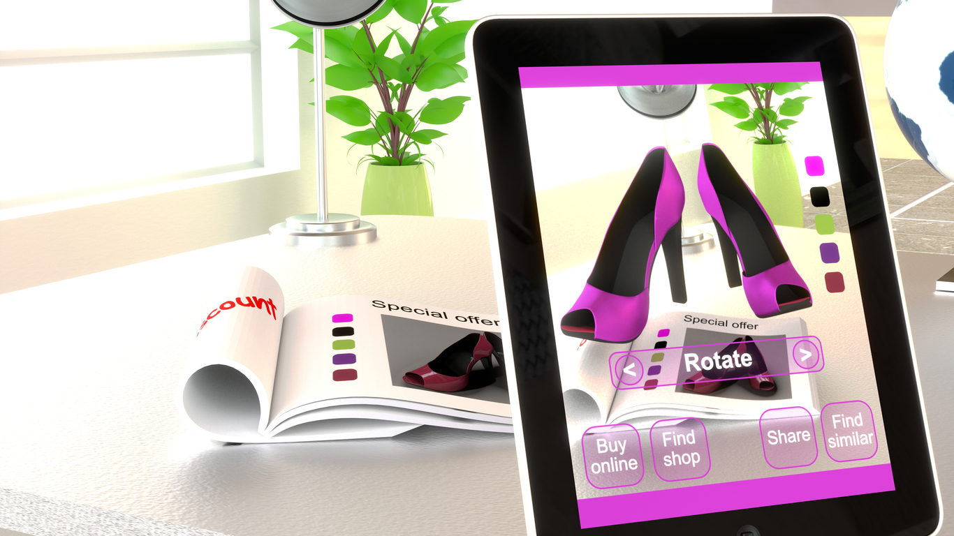 The Future of Augmented Reality In Retail