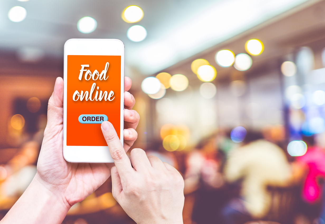 How Technology Has  Revolutionized Food Delivery