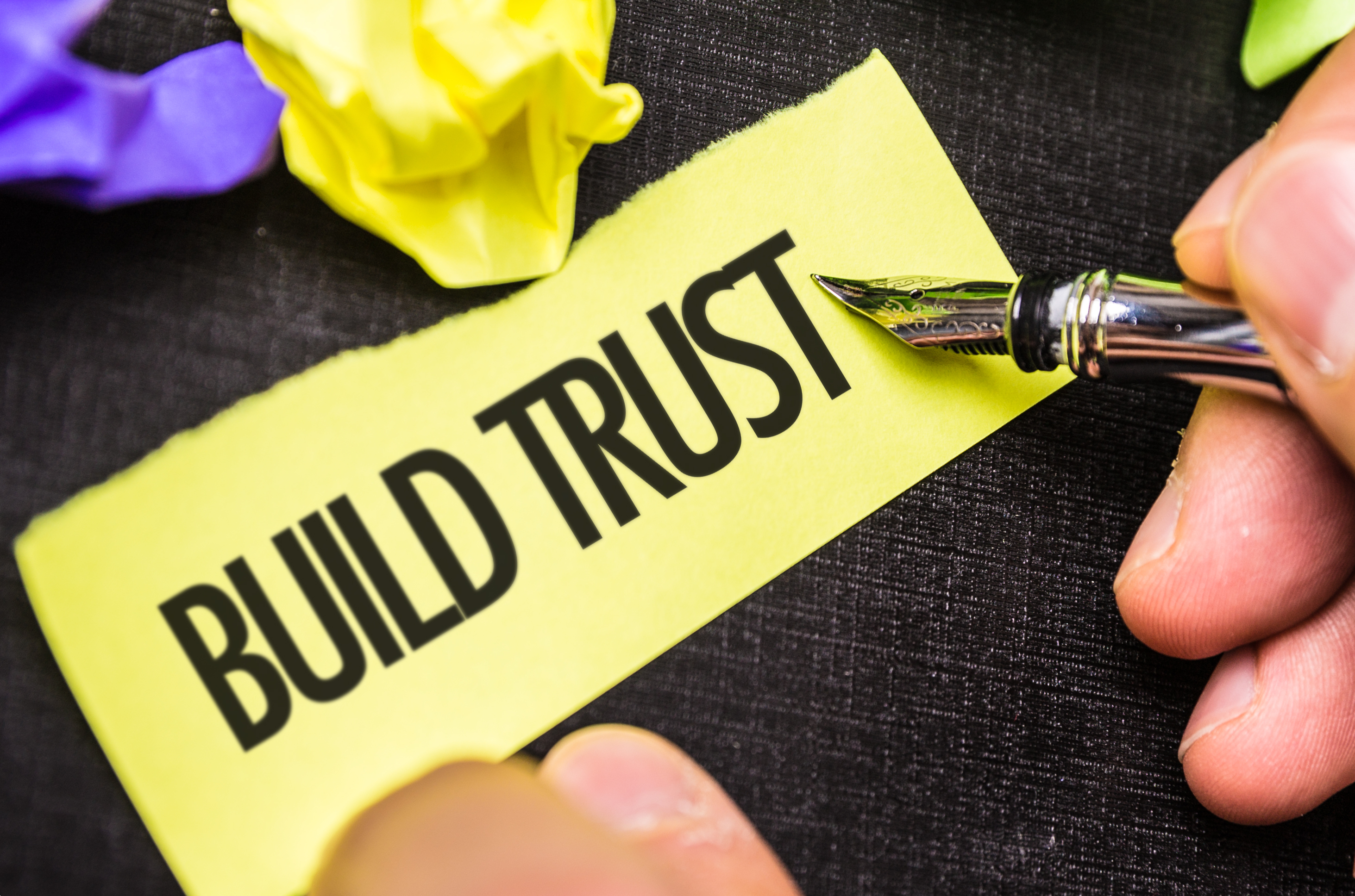 Foster Collaboration by Building Trust Between Retailers and Suppliers