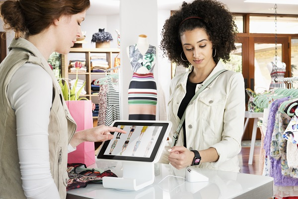 Redefining the Retail Shopping Experience by Combining Convenience and Technology