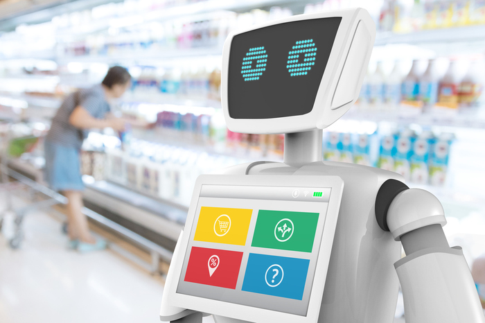 Retail Robotics: Current and Future State