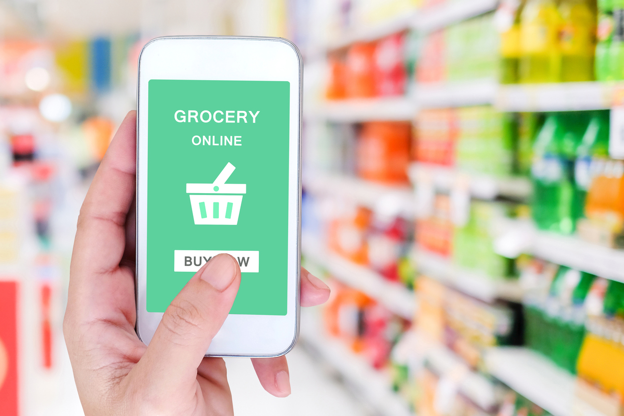How the Shopping List Is Evolving in Online Grocery Retail