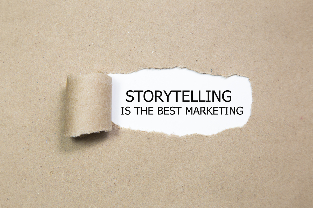 Are You Harnessing Storytelling Effectively for Your Emerging Challenger Brand?