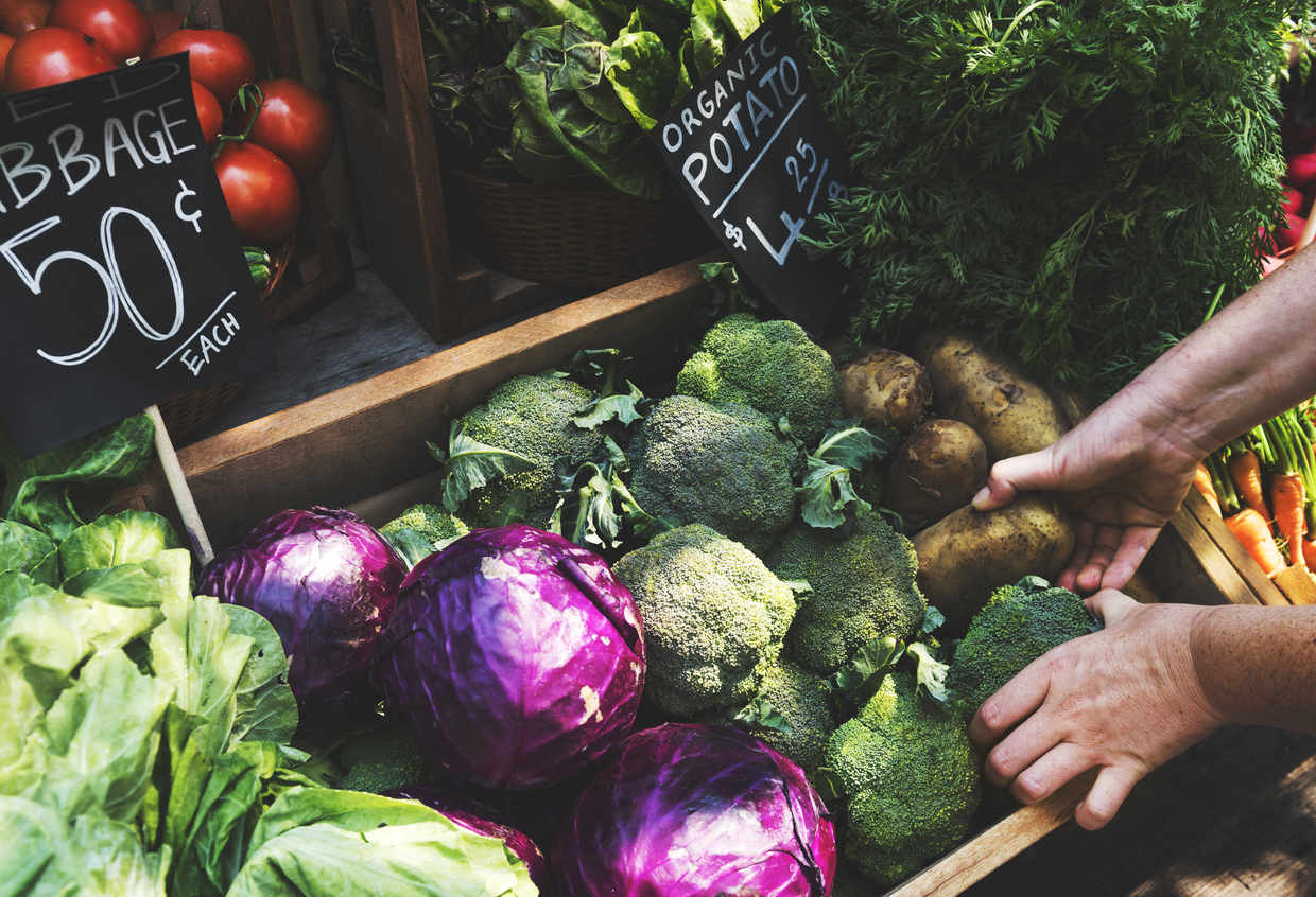 How Marketing Healthy and Organic Foods Should Differ from Traditional Grocery Items