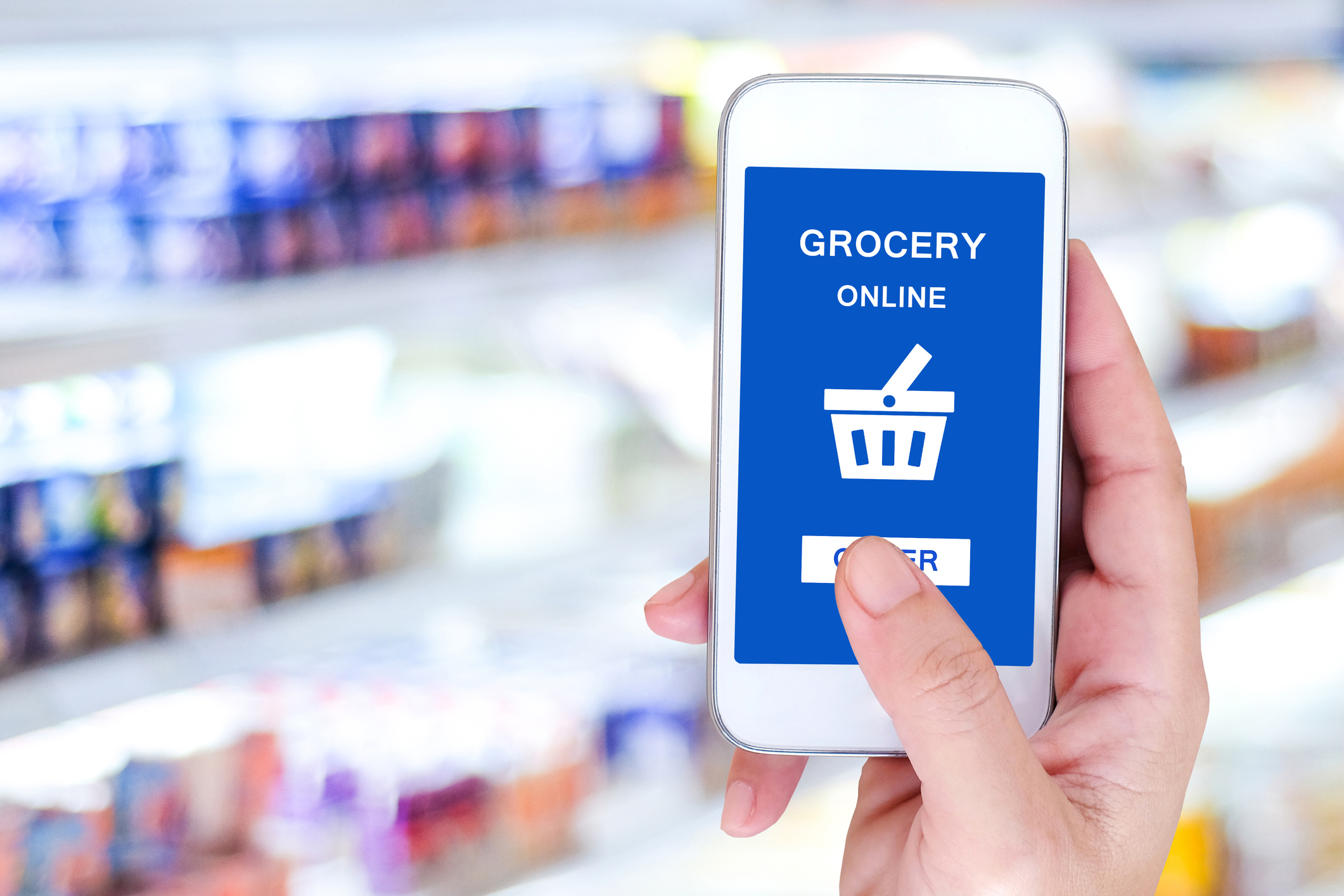 How Online Grocery Has Impacted Basket Size and Frequency Among Shoppers